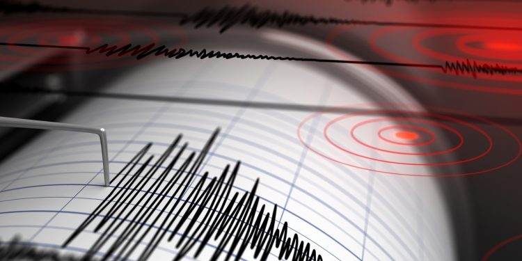 Il sismografo che misura la magnitudo dei terremoti
