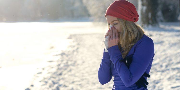 Allenarsi con il raffreddore aiuta a stare meglio. Ma con la febbre meglio fermarsi