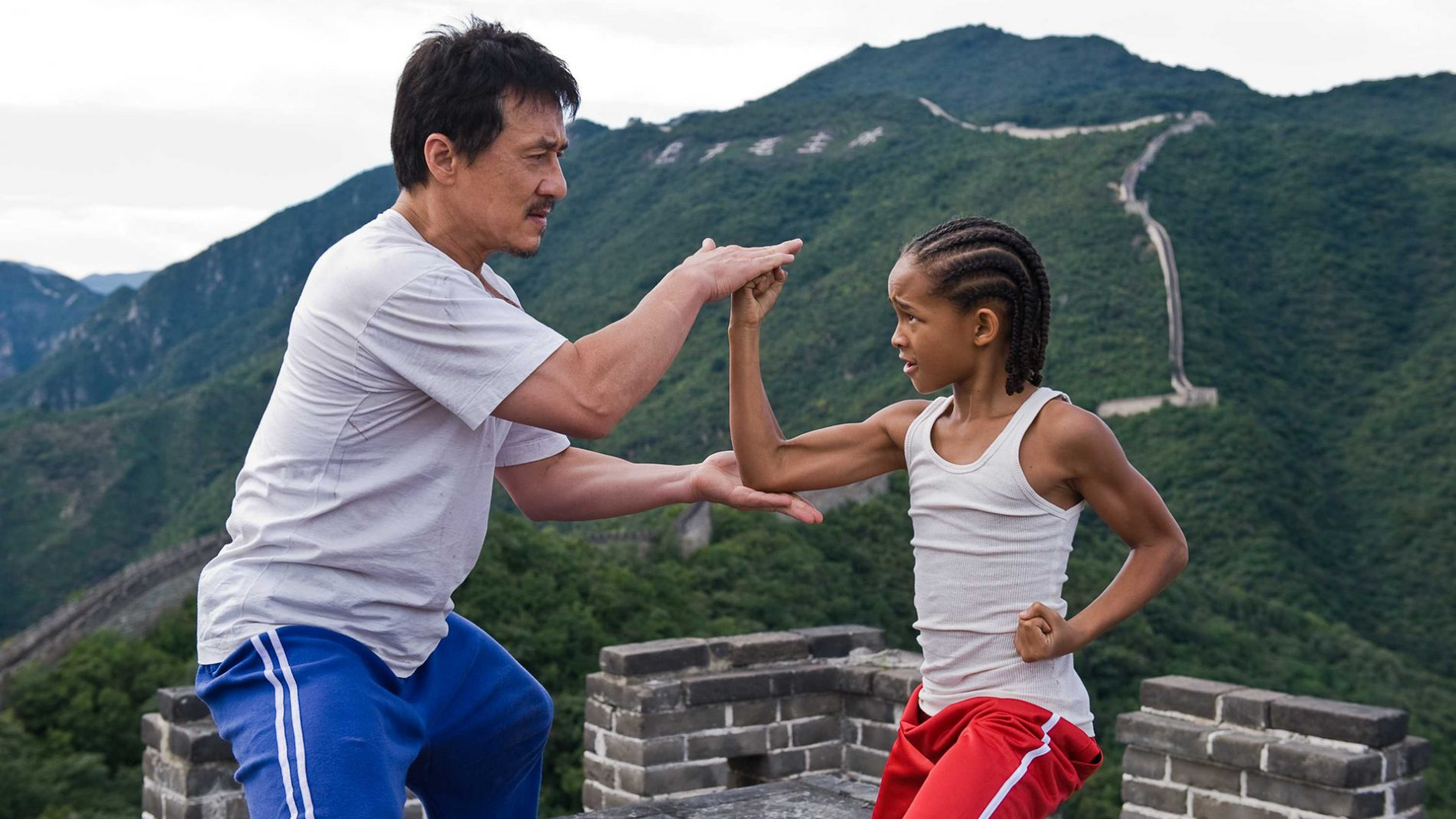 tai chi: karate kid