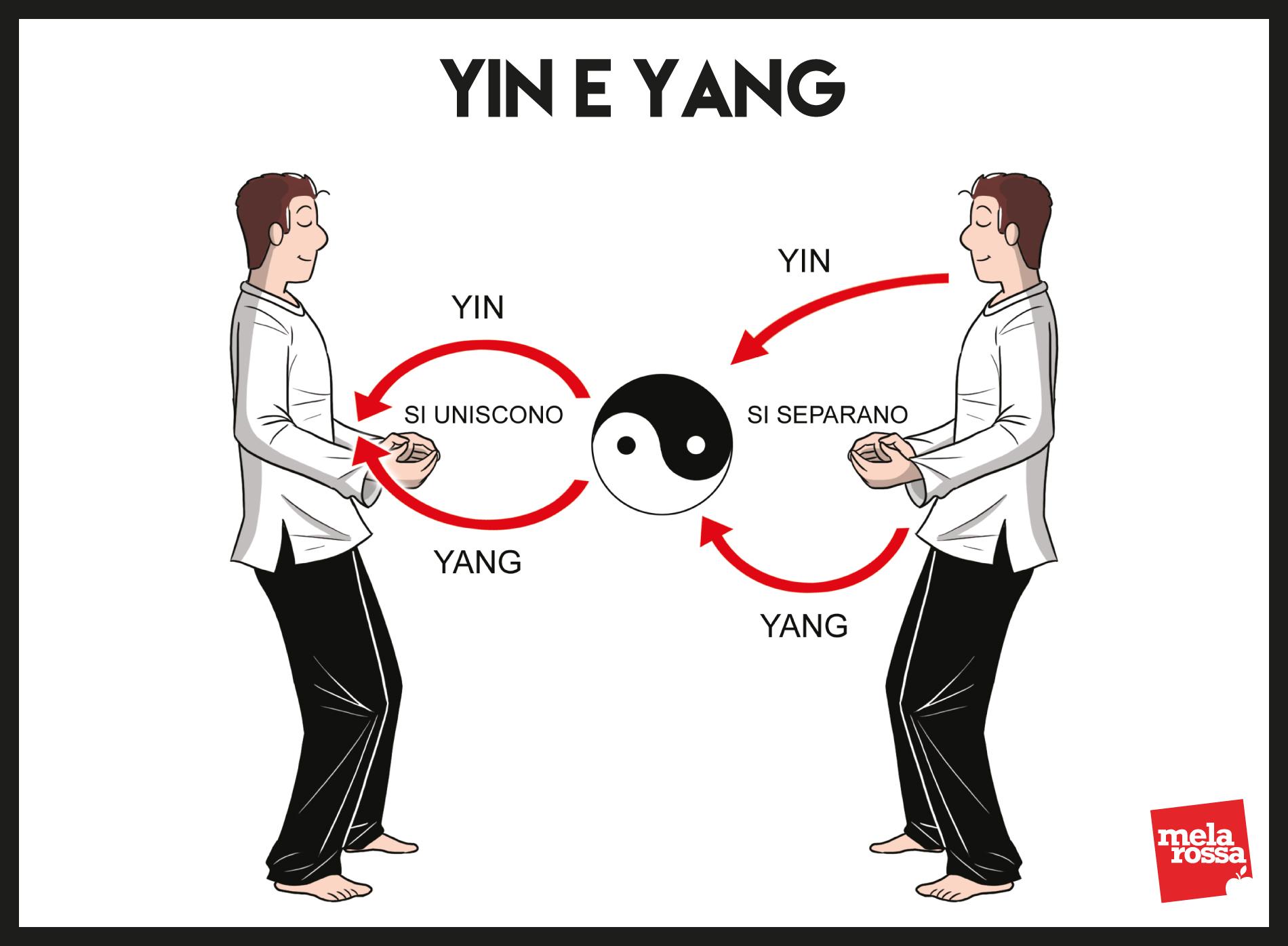 tai chi: yin e yang