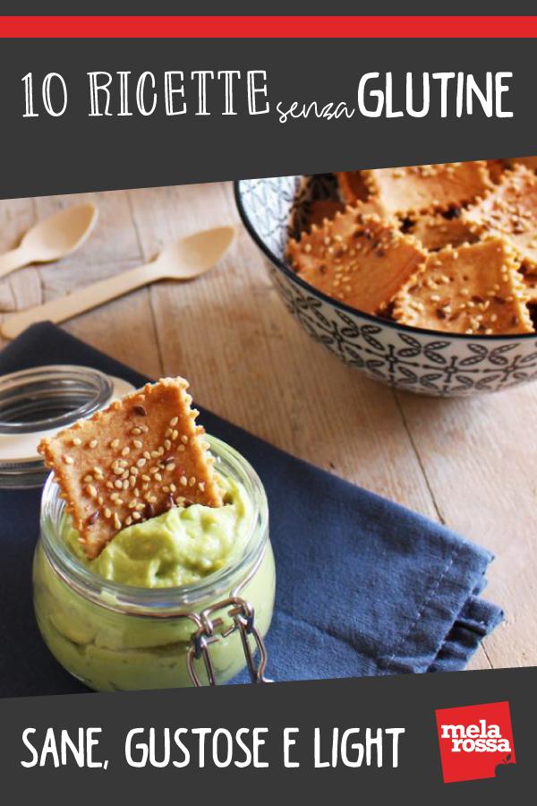 10 ricette senza glutine sane e leggere