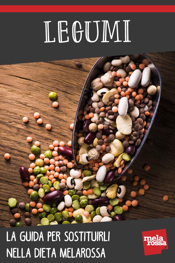 legumi: la guida per sostituirli