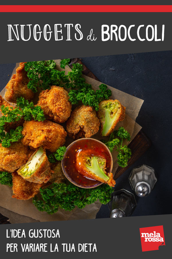 nuggets di broccoli