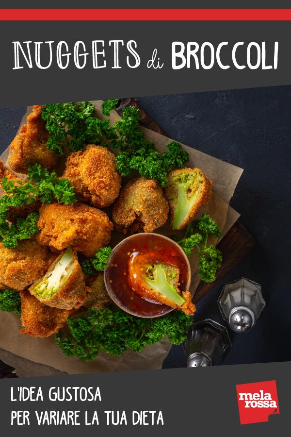 nuggets di broccoli