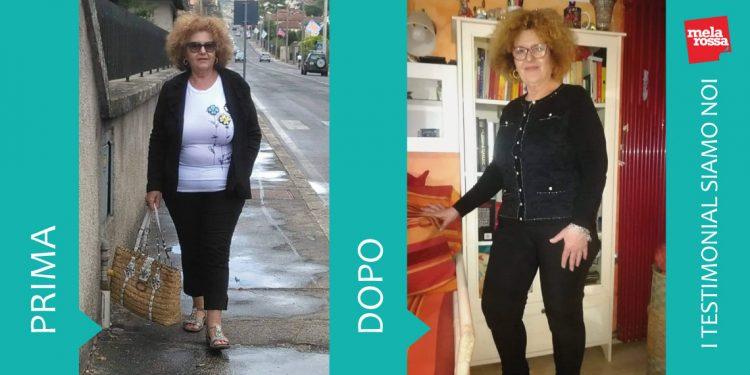 dieta melarossa patrizia 11 kg