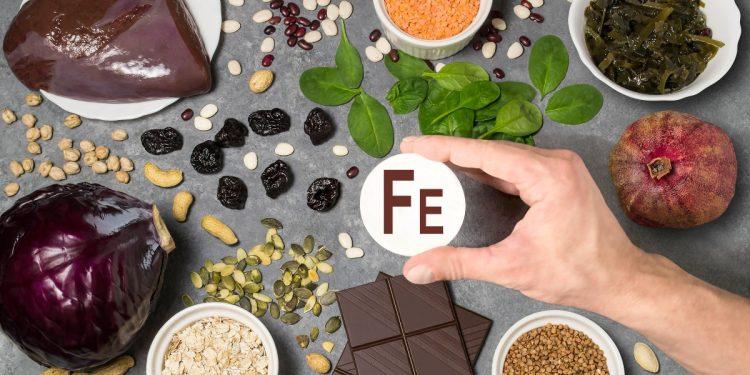 a cosa serve il ferro: carenza , eccesso e alimenti ricchi di ferro