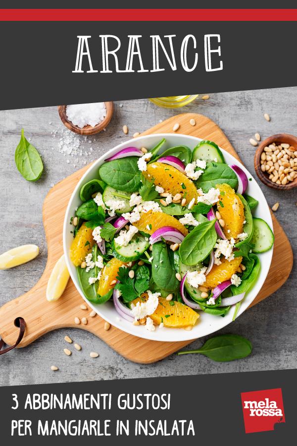insalata di arance idee ricette