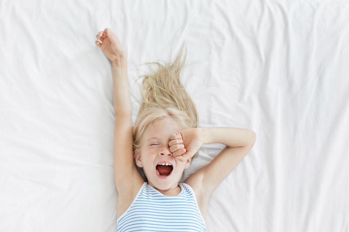 bambini poco sonno problemi psicologici e cognitivi