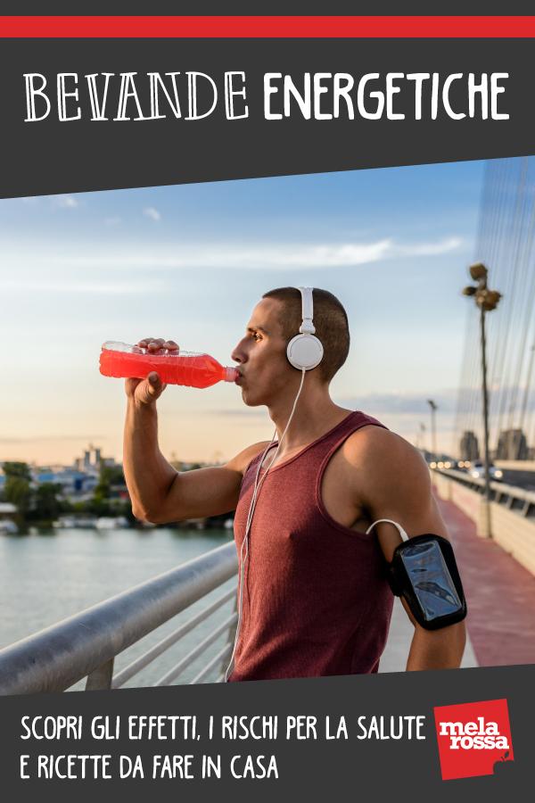 bevande energetiche: rischi per la salute e ricette da preparare in casa