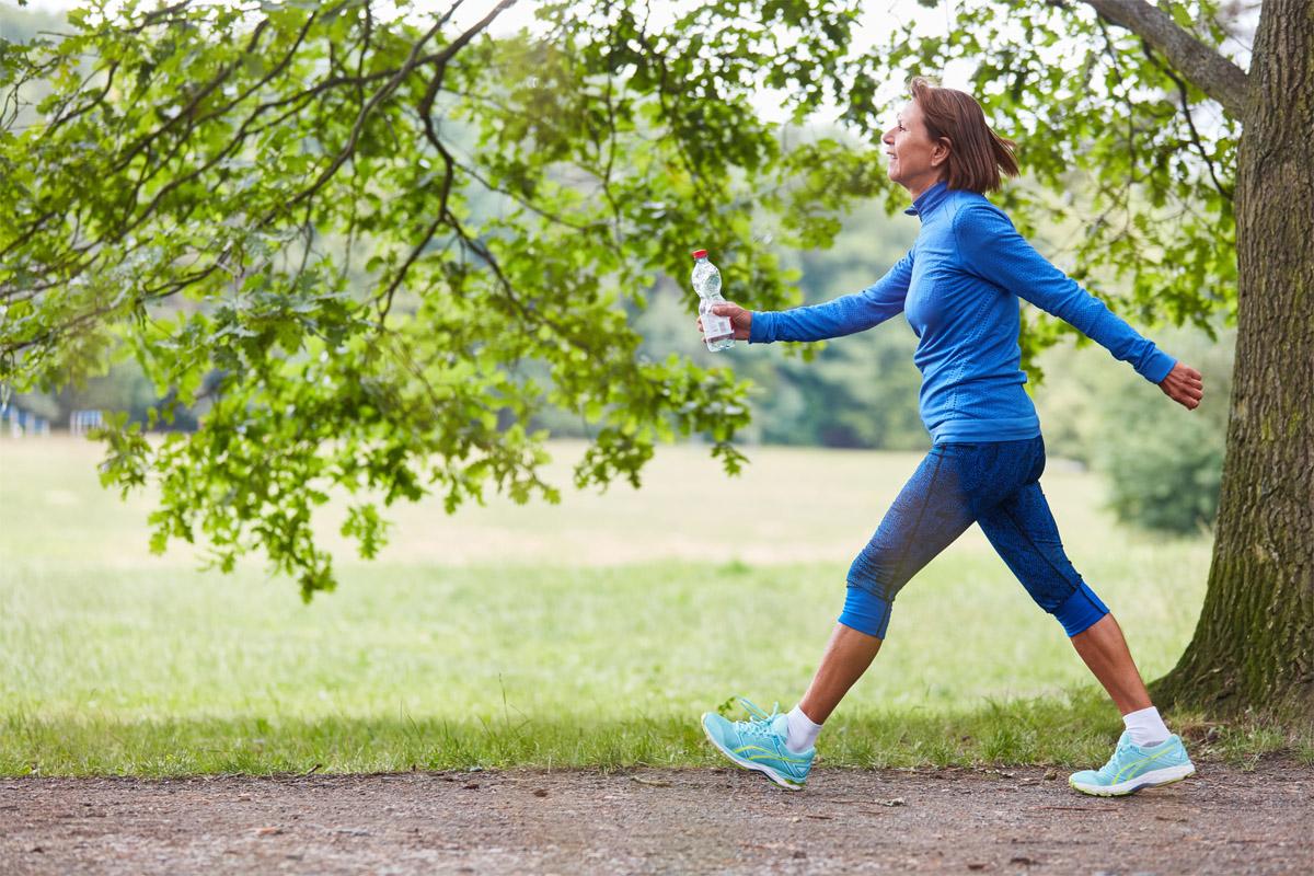 camminare ogni giorno benefici