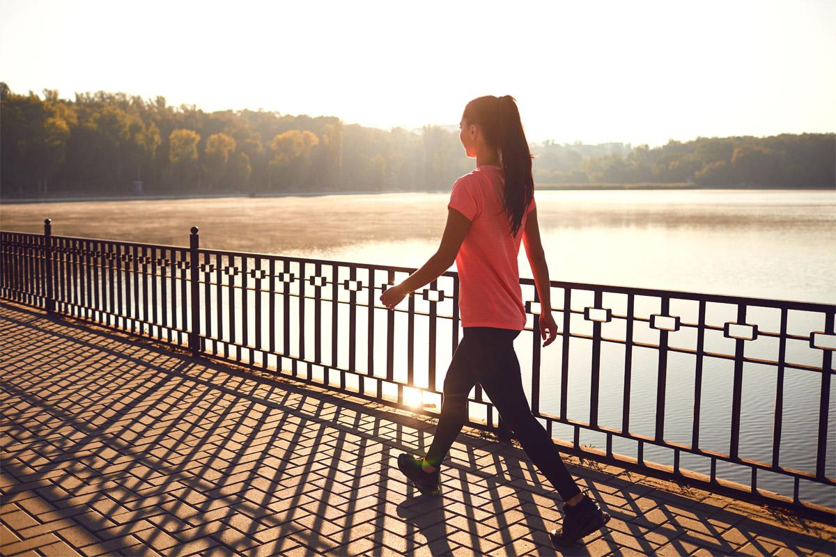 Camminare Ogni Giorno 5 Benefici Per La Salute E La Linea Melarossa