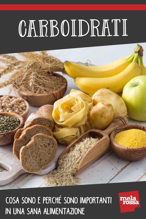 carboidrati: cosa sono e perché sono importanti a dieta