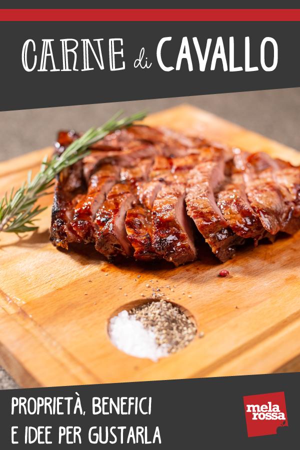 carne di cavallo: valori nutrizionali, benefici e usi in cucina