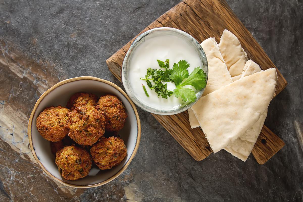 falafel con cumino: ricette vegetariana