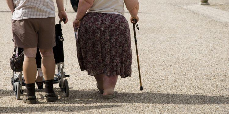 Due settimane di inattività fisica possono fare sviluppare il diabete negli anziani a rischio