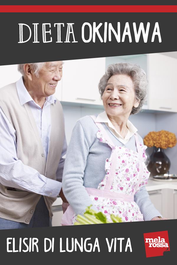 dieta okinawa: elisir di lunga vita