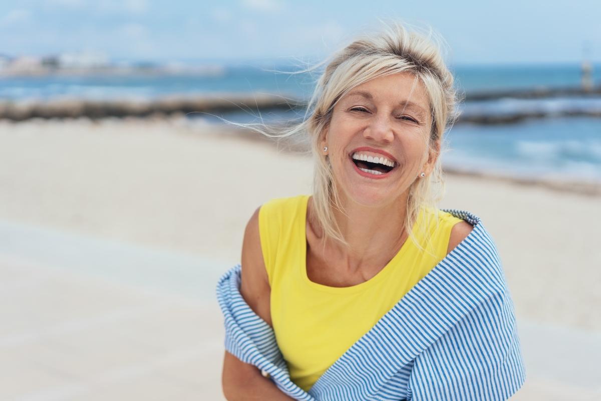 dieta per ogni età della donna: menopausa