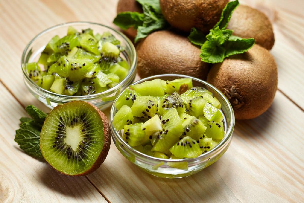 dieta per una pelle sana kiwi