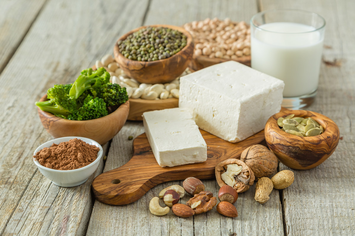 dieta vegana e vegetariana: differenze