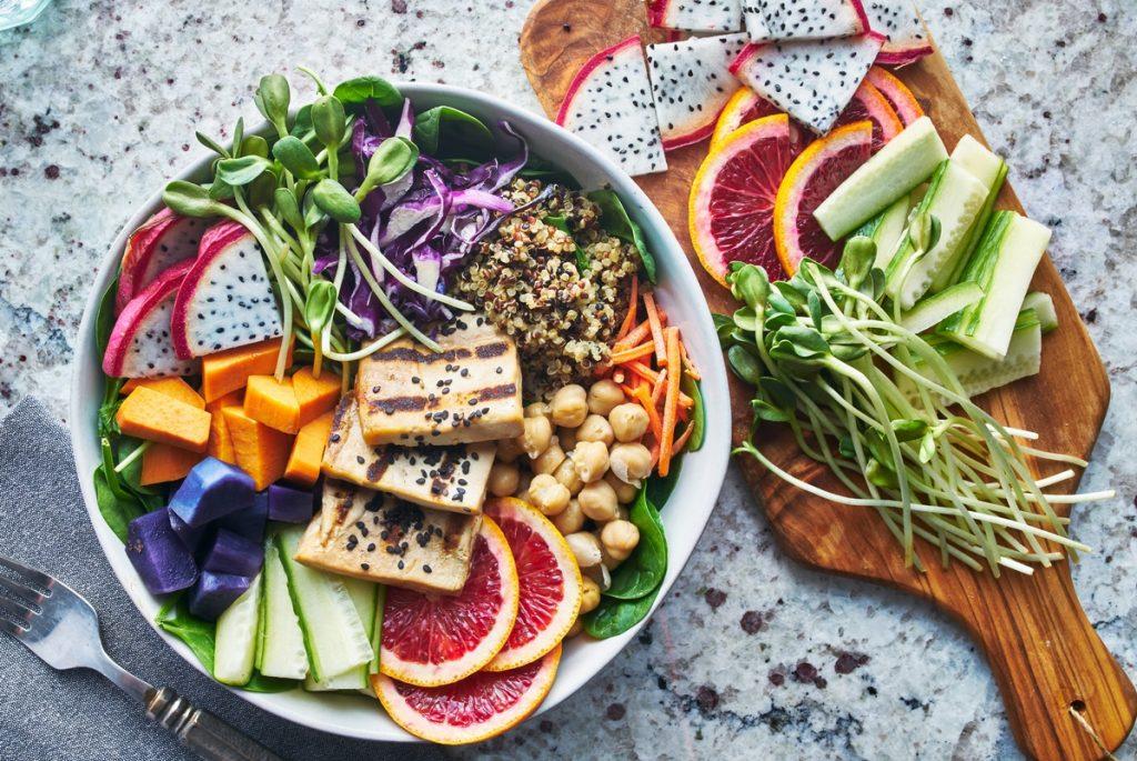 E' fondamentale che una dieta vegetariana sia equilibrata tra macro e micro nutrienti