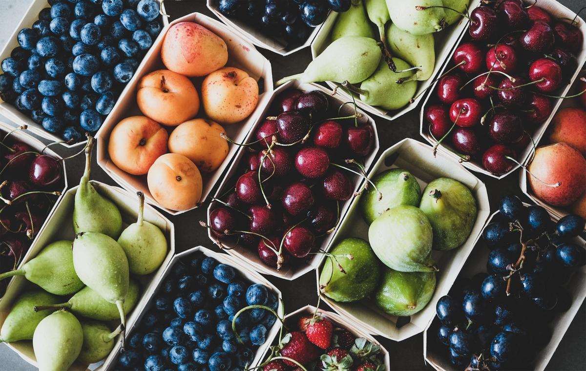 Il consumo di frutta previene l'influenza