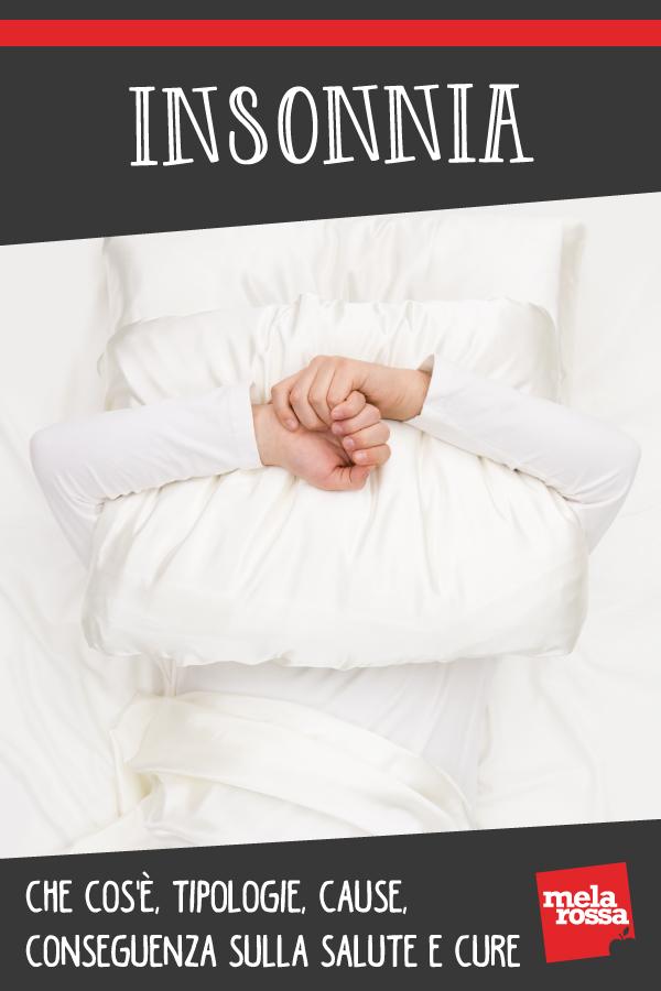 insonnia: cos'è, causa, sintomi, conseguenze e cure