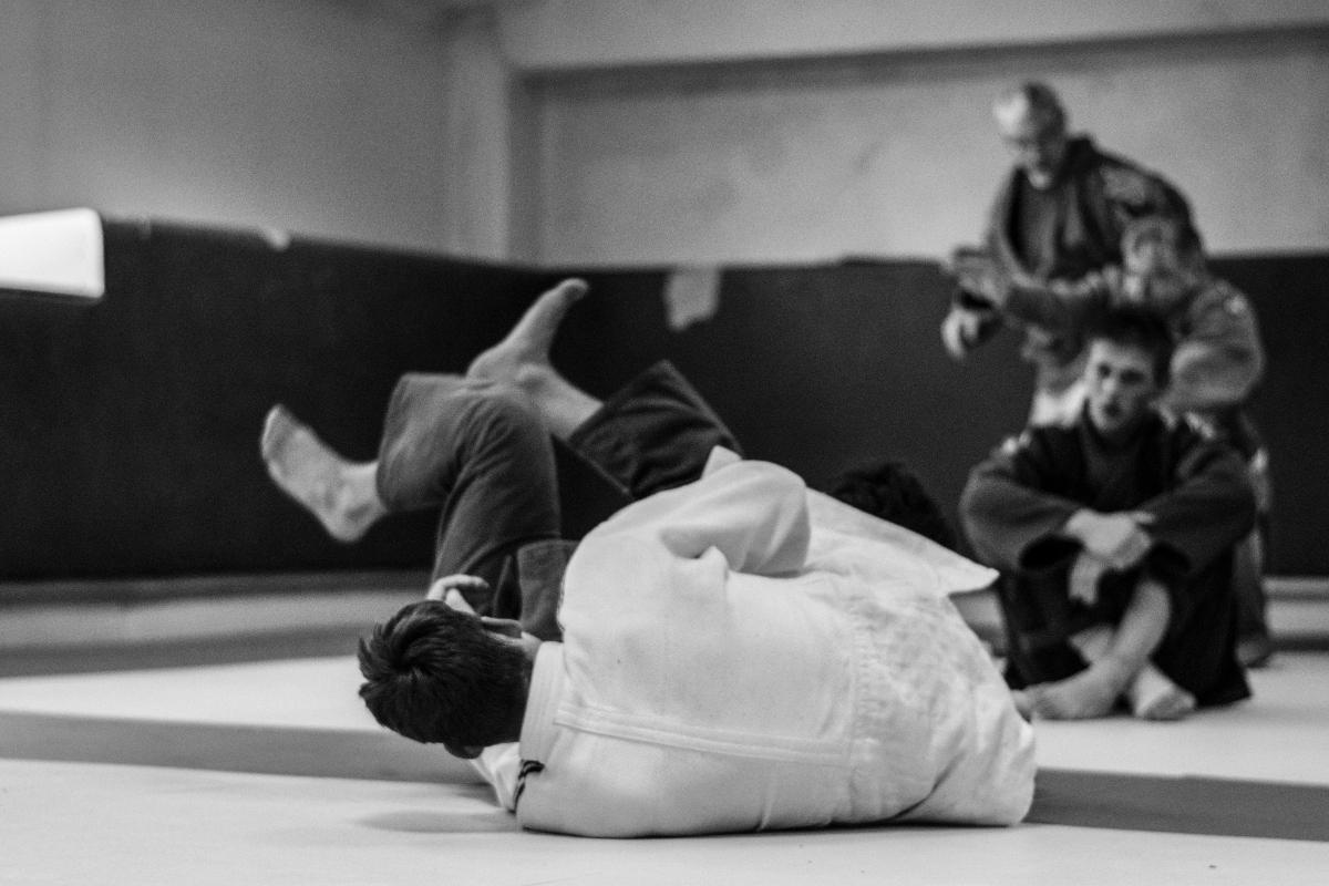 judo: benefici per la mente