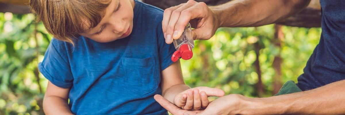 lavarsi bene le mani per prevenire le infezioni