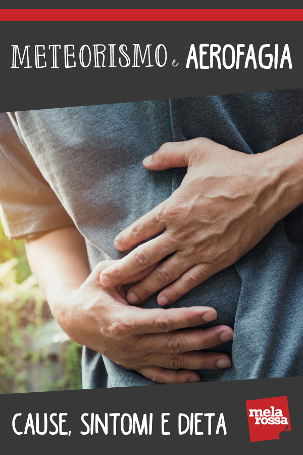 meteorismo: cause, sintomi e dieta