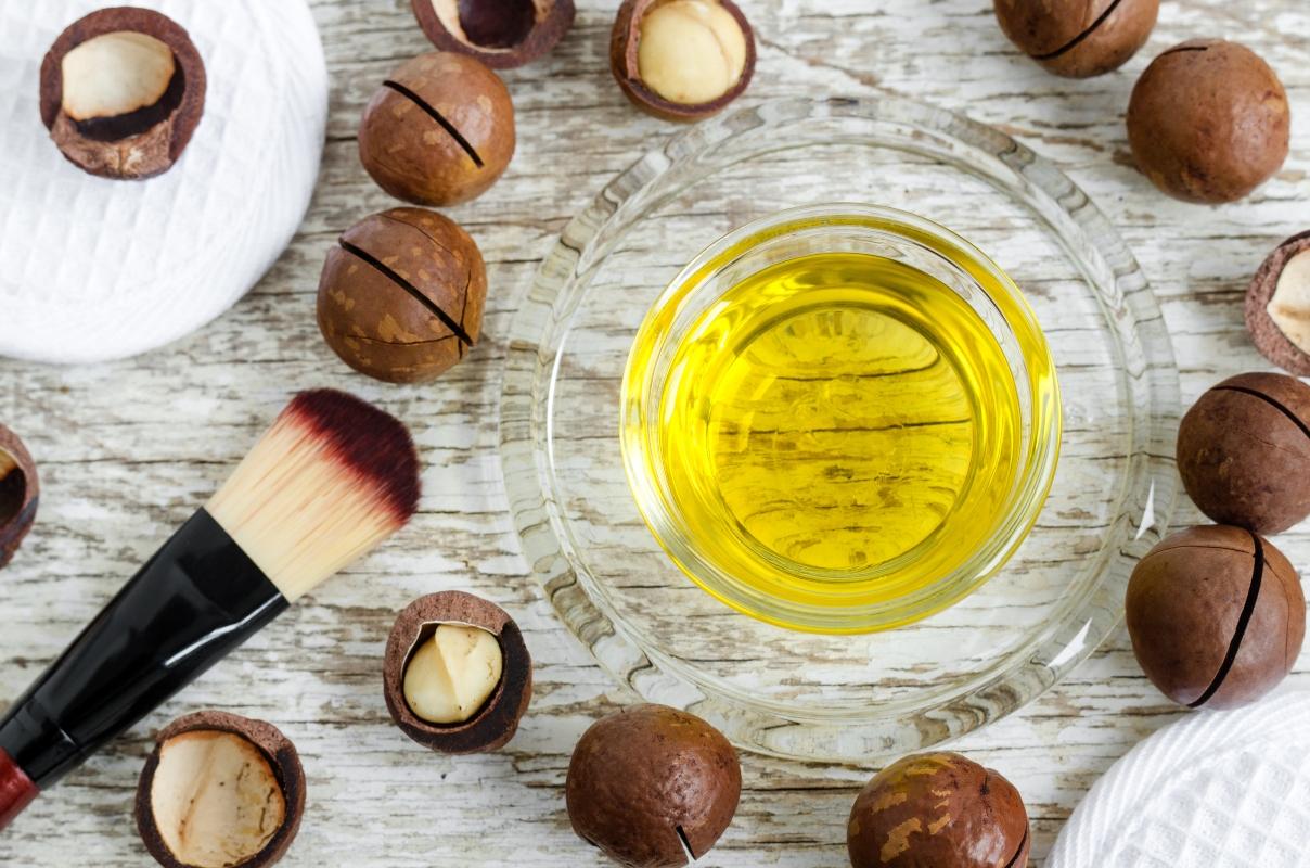 olio di macadamia: maschere di bellezza per pelle e capelli