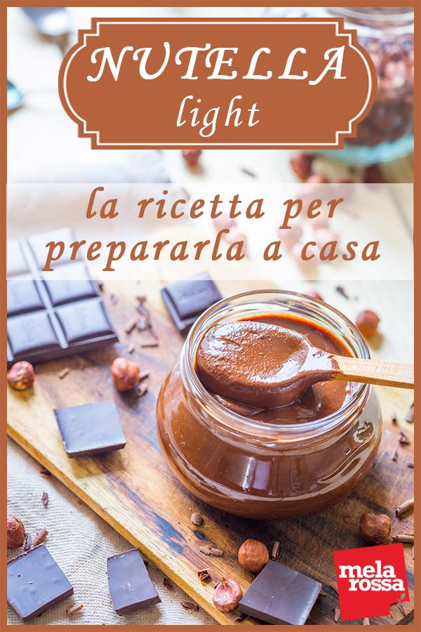 nutella light: la ricetta da fare a casa