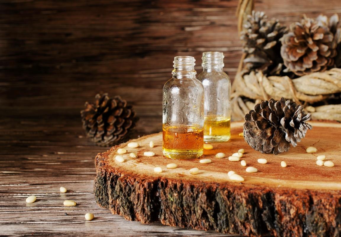 olio di pinoli:usi