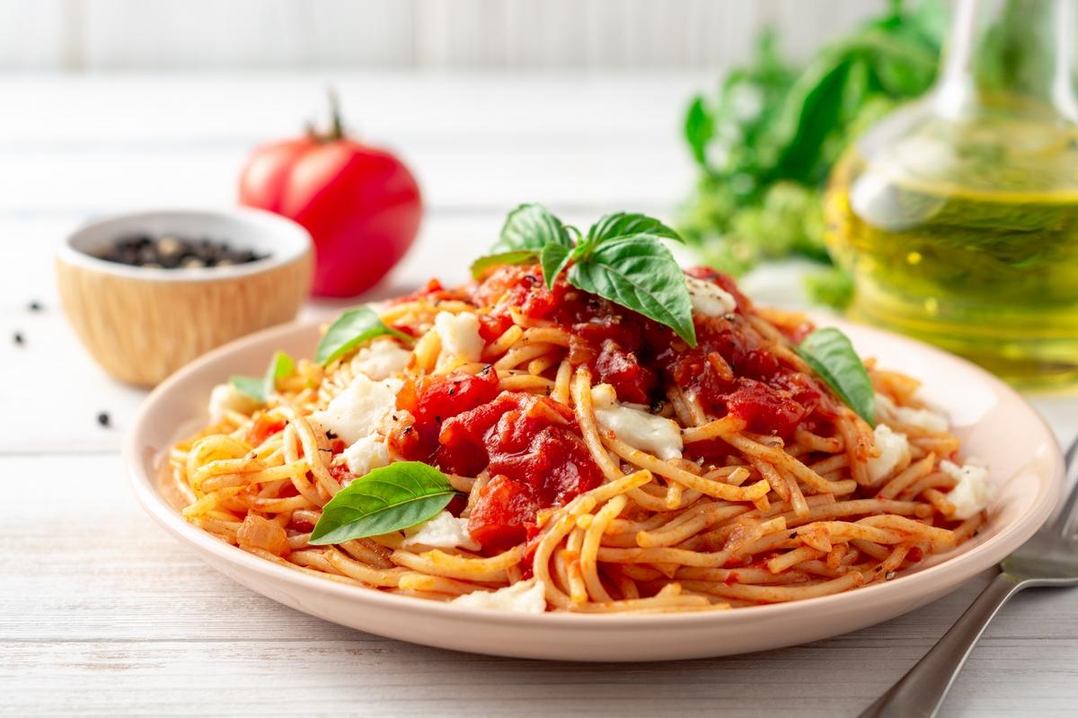 Per San Valentino cena al ristorante a base di pasta