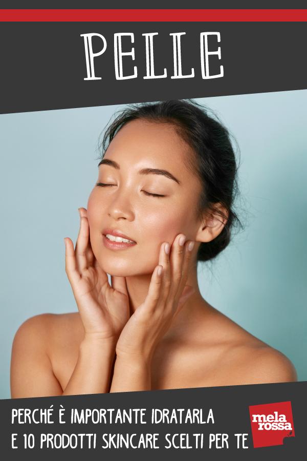 pelle: perché è importante idratarla
