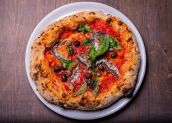pizza marinara alla napoletana