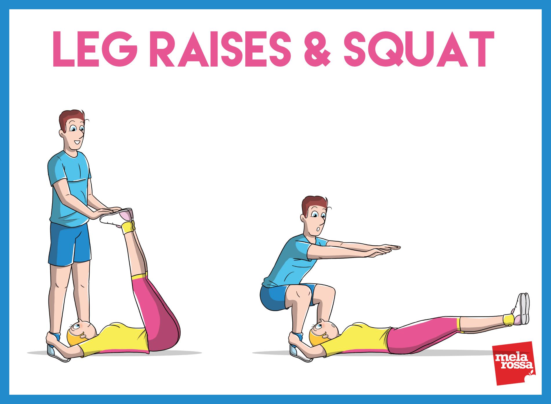 sport di coppia: circuito fitness per ritrovare la forma
