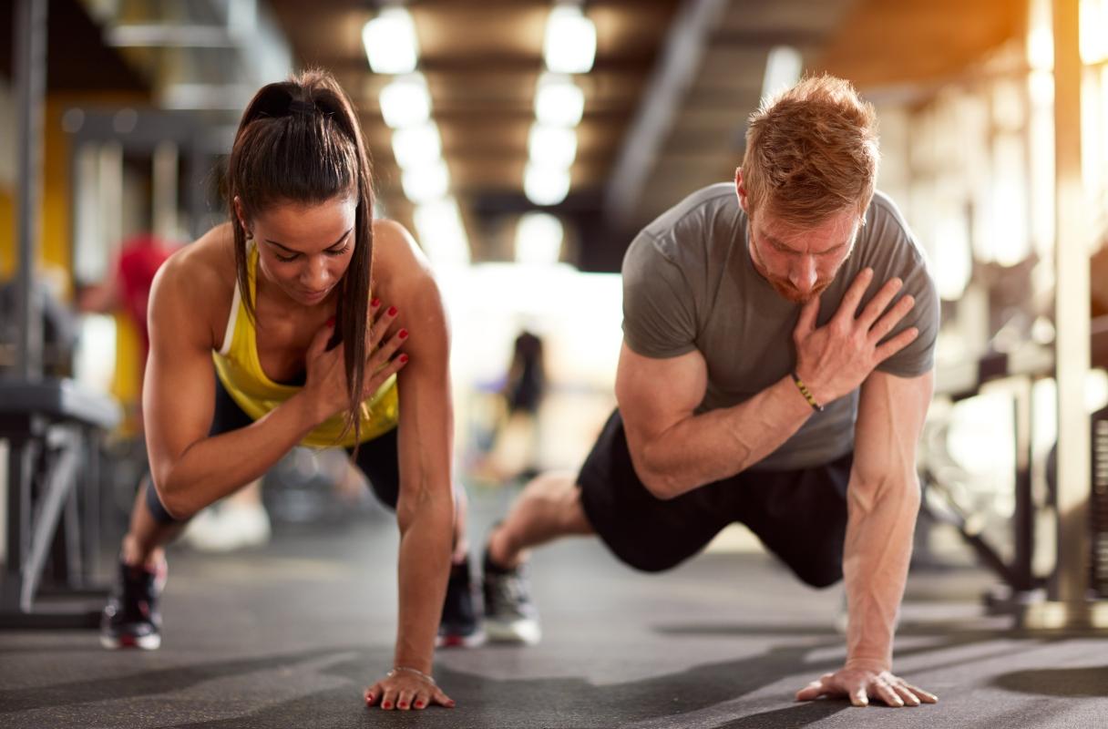 sport di coppia: circuito per tornare in forma