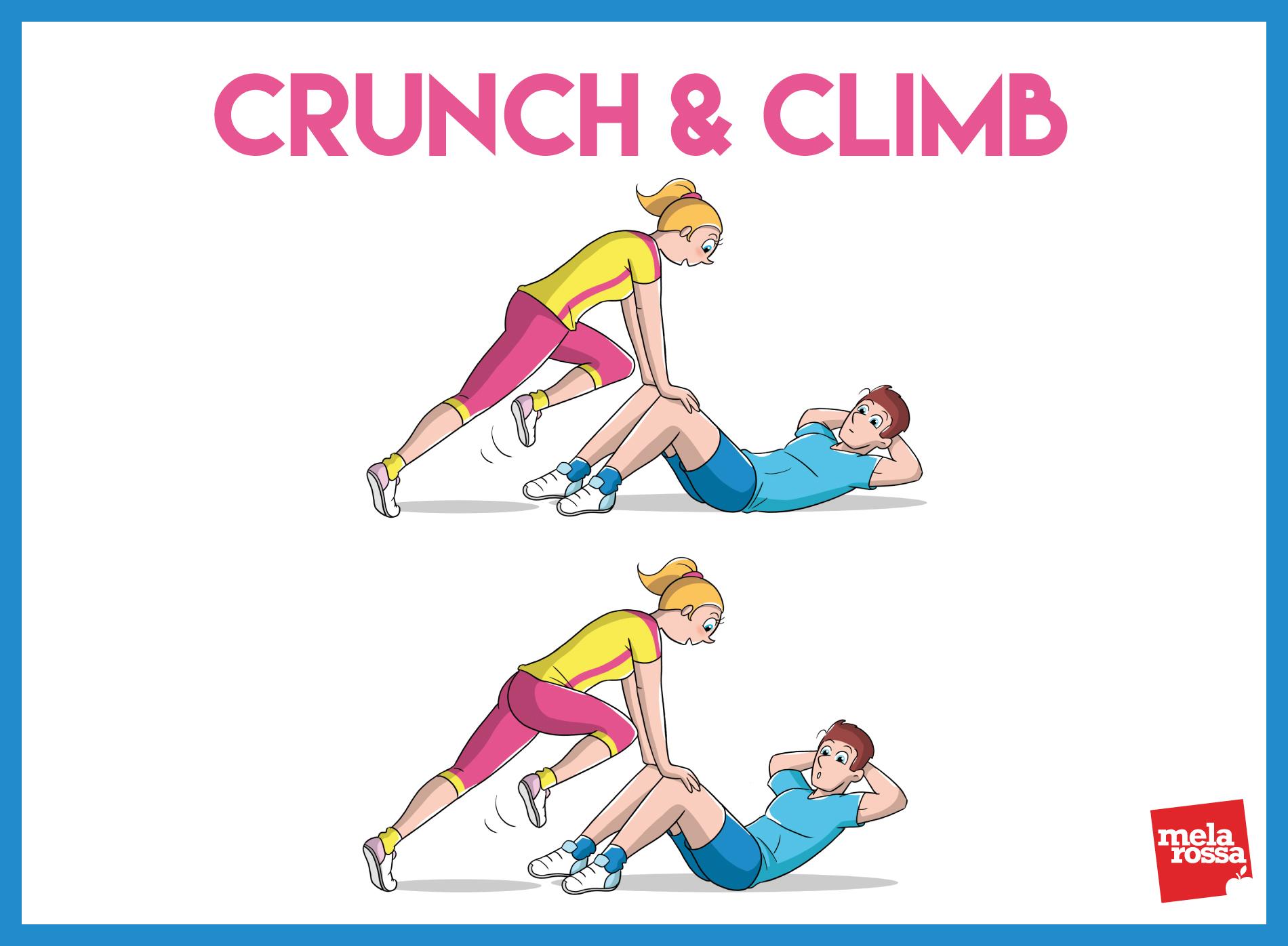 sport di coppia: circuito fitness per essere in forma