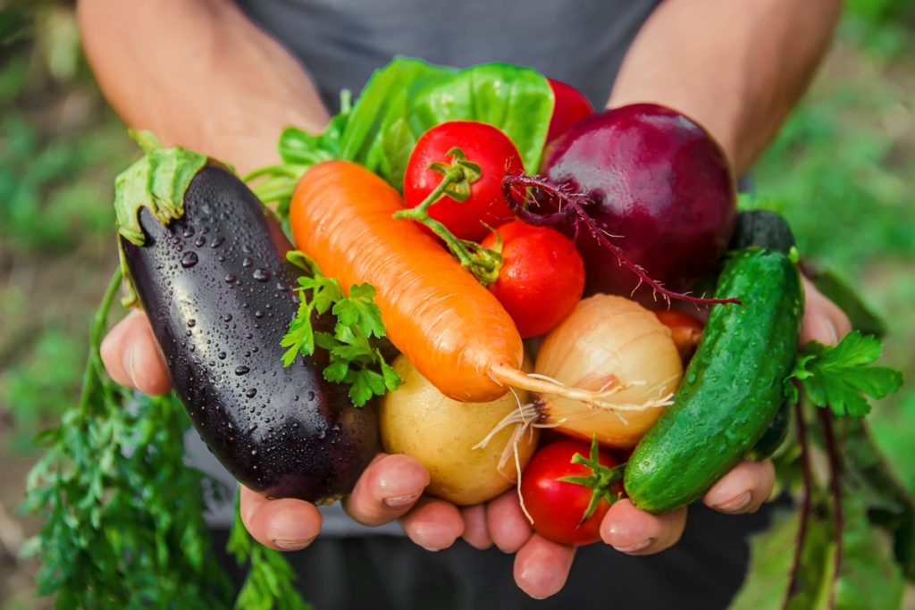 Oltre all'olio per gli italiani le verdure di stagione sono irrinunciabili