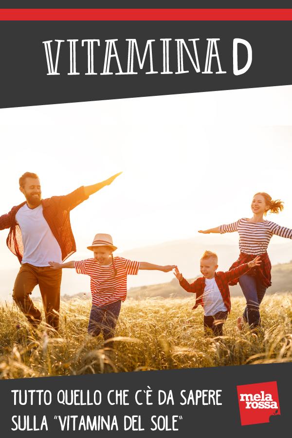 vitamina D: che cos'è, carenza, eccesso e alimenti ricchi