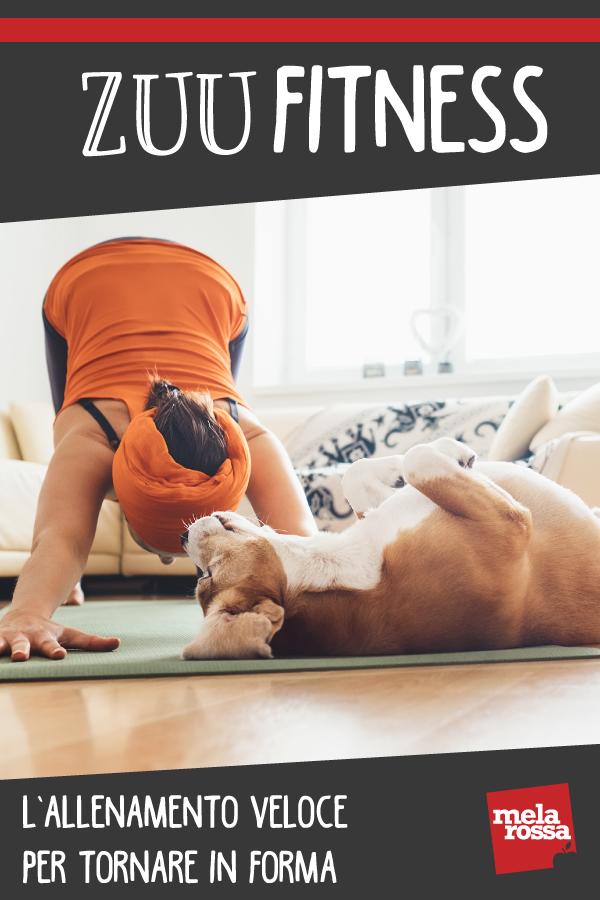 zuu fitness: allenamento veloce per ritrovare la forma