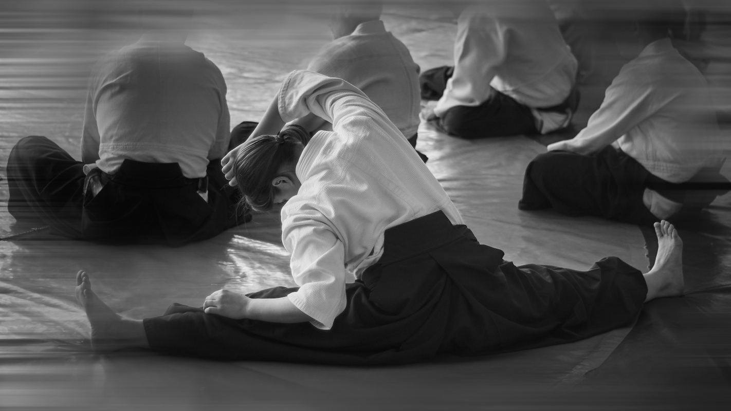 aikido: ginnastica allenamento