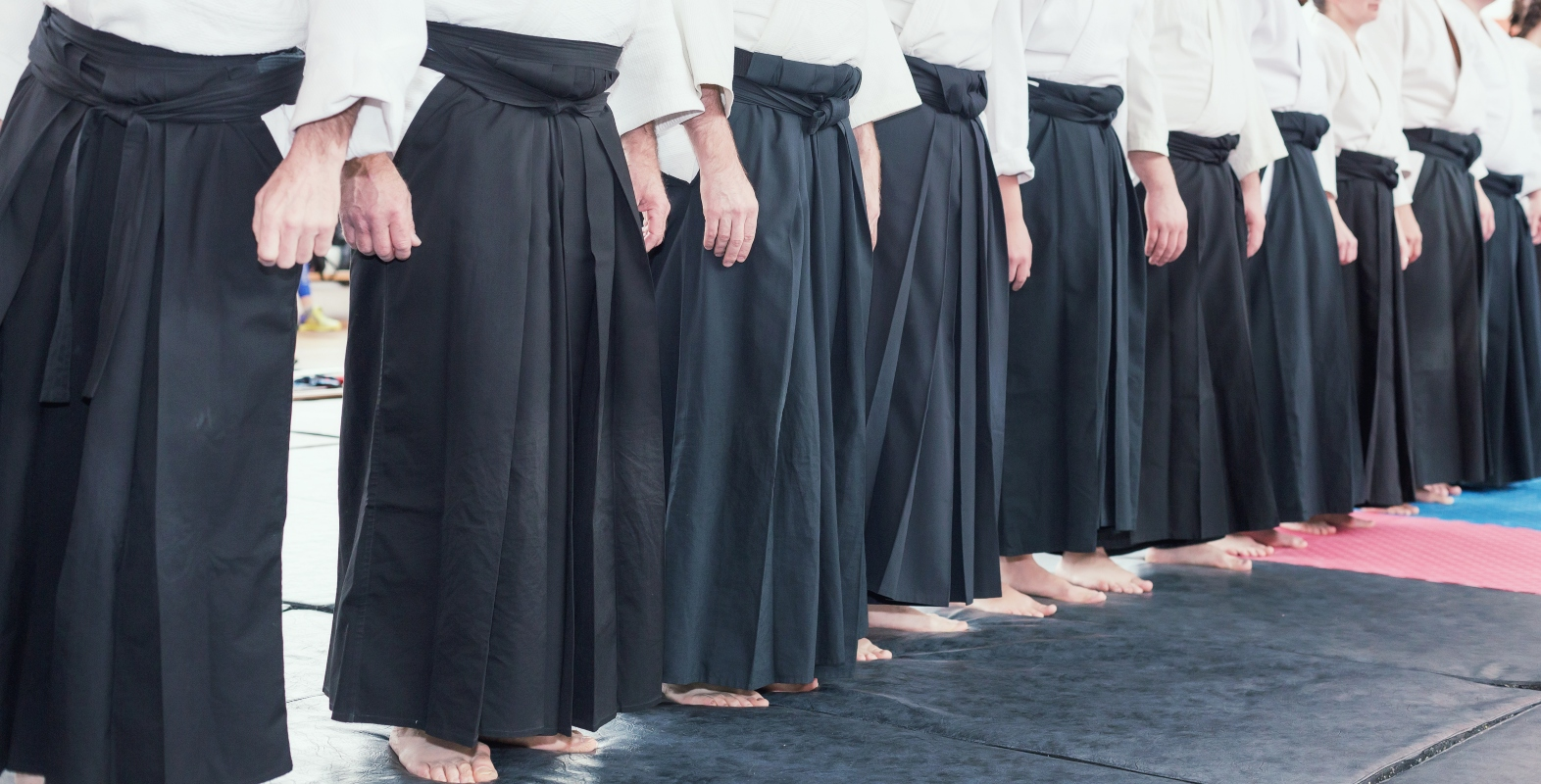 aikido: come eseguire il saluto