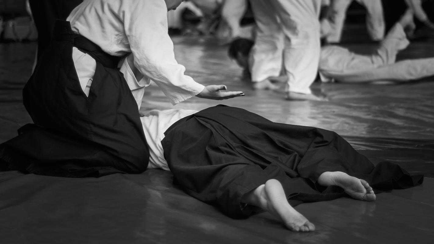 aikido: tecnica cadute