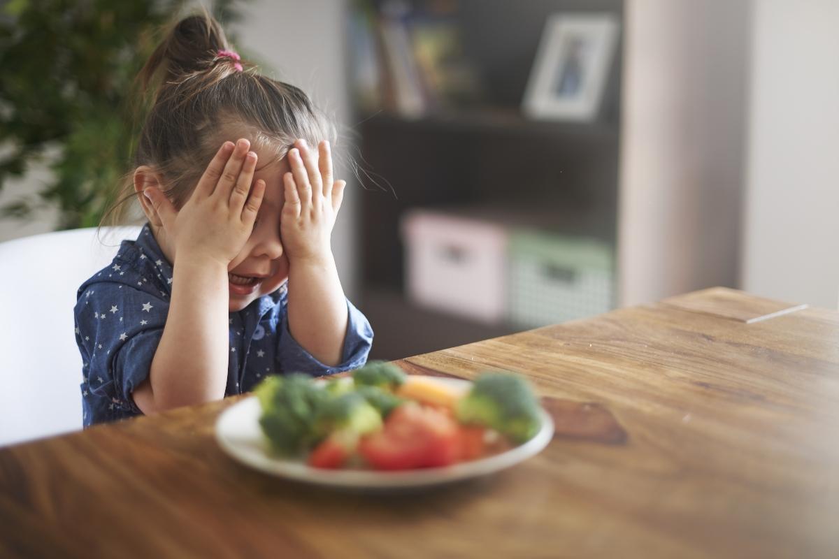 autismo e comportamento alimentare nei bambini