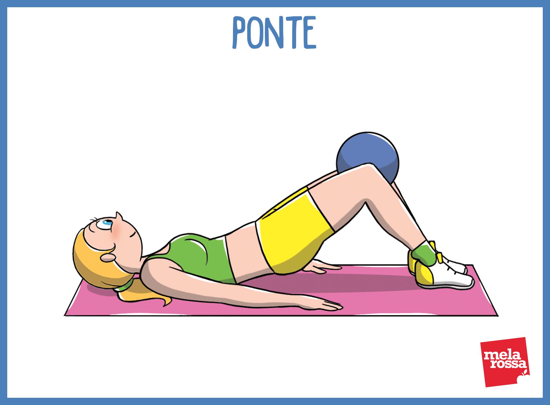prevenzione colpo della strega: esercizi