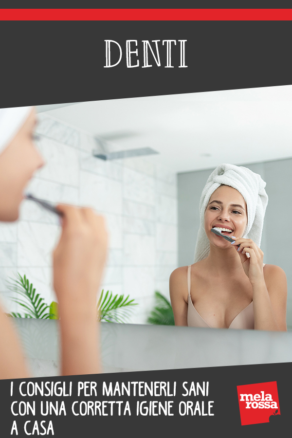denti salute consigli igiene orale casa