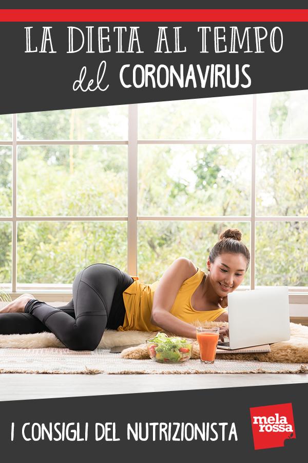 dieta coronavirus consigli nutrizionista