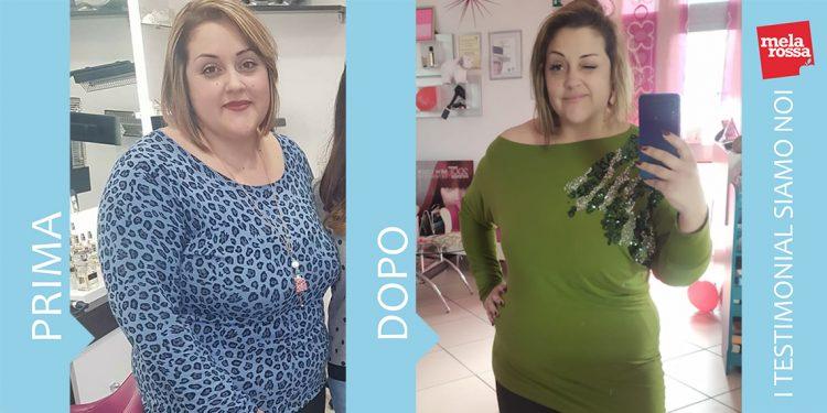 dieta melarossa serena 24 kg