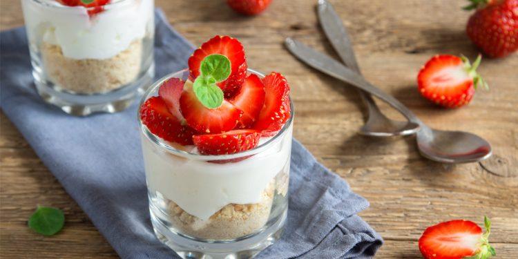 Finta cheesecake: 3 ricette light e golose per coccolarti a dieta
